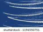 grunge texture. distress indigo ... | Shutterstock .eps vector #1196550751
