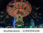 munich  germany   october 4 ... | Shutterstock . vector #1196554144