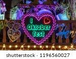 munich  germany   october 4 ... | Shutterstock . vector #1196560027