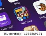 london  united kingdom  ...   Shutterstock . vector #1196569171