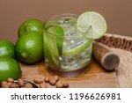 typical brazilian drink ... | Shutterstock . vector #1196626981