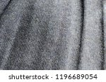 knitted fabric texture and... | Shutterstock . vector #1196689054