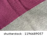 knitted fabric texture and... | Shutterstock . vector #1196689057