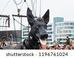 xolo the giant dog with his... | Shutterstock . vector #1196761024