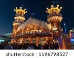 munich  germany   october 4 ... | Shutterstock . vector #1196798527
