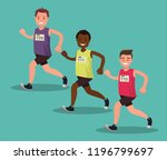 participants of the...   Shutterstock .eps vector #1196799697