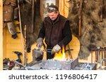 warsaw  poland   december 27 ... | Shutterstock . vector #1196806417
