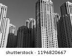 Abstract Photograph Of Dubai...