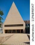 vaduz  liechtenstein  16th... | Shutterstock . vector #1196898547