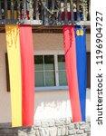vaduz  liechtenstein  16th...   Shutterstock . vector #1196904727