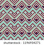 beading design  tribal design ... | Shutterstock .eps vector #1196934271