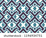 beading design  tribal design ... | Shutterstock .eps vector #1196934751