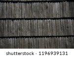 shingles and briks tiles... | Shutterstock . vector #1196939131