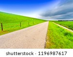 agriculture on land reclaimed... | Shutterstock . vector #1196987617