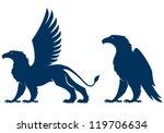 silhouette illustration of a...   Shutterstock .eps vector #119706634