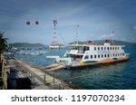 nha trang  vietnam october 3 ... | Shutterstock . vector #1197070234