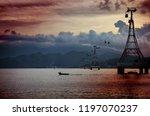 nha trang  vietnam october 3 ... | Shutterstock . vector #1197070237