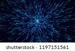 abstract circular speed...   Shutterstock . vector #1197151561