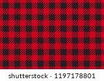vector seamless pattern. cell...   Shutterstock .eps vector #1197178801