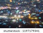 abstract  beautiful bokeh... | Shutterstock . vector #1197179341