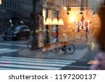 new york  usa   may 26  2018 ... | Shutterstock . vector #1197200137