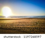 a gorgeous photo of the sunrise ... | Shutterstock . vector #1197268597