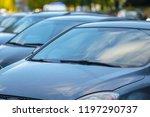 moscow  russia   october  6 ... | Shutterstock . vector #1197290737