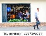 mosocw  russia   september  10  ... | Shutterstock . vector #1197290794