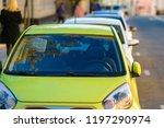 moscow  russia   october  6 ... | Shutterstock . vector #1197290974