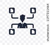 multitask transparent icon....   Shutterstock .eps vector #1197311464