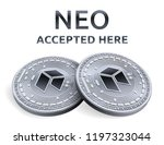 neo. accepted sign emblem.... | Shutterstock .eps vector #1197323044
