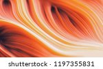 abstract background. 3d render... | Shutterstock . vector #1197355831