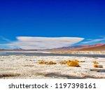 bolivia  salar de uyuni  aguas...   Shutterstock . vector #1197398161