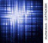 glowing fiber strip | Shutterstock . vector #1197424384