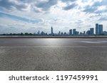 panoramic skyline and modern...   Shutterstock . vector #1197459991