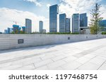 panoramic skyline and modern... | Shutterstock . vector #1197468754