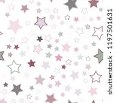 seamless vector repetitive... | Shutterstock .eps vector #1197501631