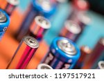ecology recycling concept. many ...   Shutterstock . vector #1197517921