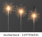 bengal light. christmas... | Shutterstock .eps vector #1197556531