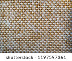 knitted detailed wool wrap... | Shutterstock . vector #1197597361