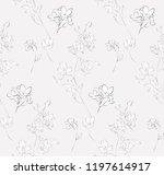 vector delicate subtle... | Shutterstock .eps vector #1197614917
