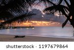 Palm Cove Beach Sunrise