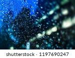 blurred new york city street... | Shutterstock . vector #1197690247