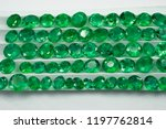 emerald and gemstones   gem for ... | Shutterstock . vector #1197762814