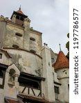 bran  brasov  transylvania ... | Shutterstock . vector #1197786577