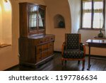 bran  brasov  transylvania ... | Shutterstock . vector #1197786634