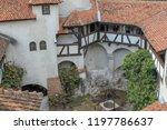 bran  brasov  transylvania ... | Shutterstock . vector #1197786637