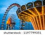 munich  germany   october 7 ...   Shutterstock . vector #1197799351