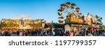 munich  germany   october 4 ...   Shutterstock . vector #1197799357