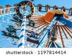 munich  germany   september 27  ...   Shutterstock . vector #1197814414